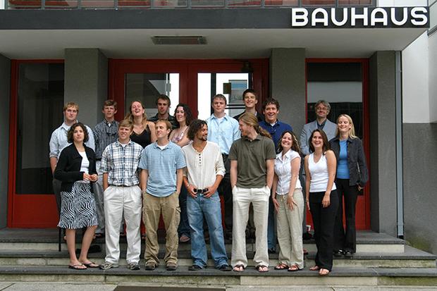 Summer School of Architecture 2004 — Gropius House