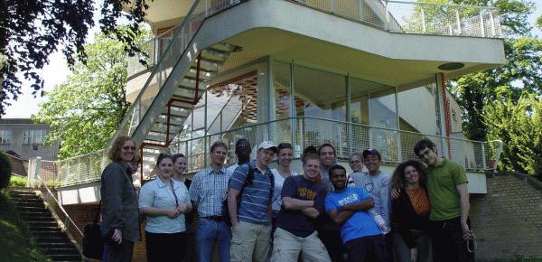 Summer School of Architecture 2005 — Motor City Dessau