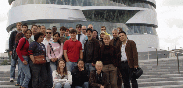 Summer School of Architecture 2007 — Production of Space