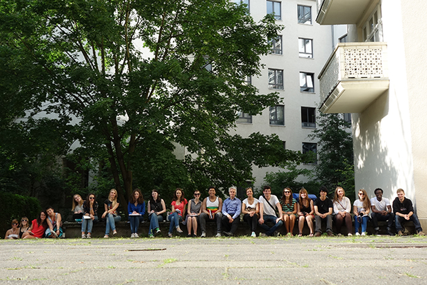 Summer School of Architecture 2013 — Reduce, Reuse, Recycle Crosswall Dessau North