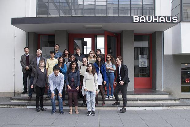 Summer School of Architecture 2015 — Interfix
