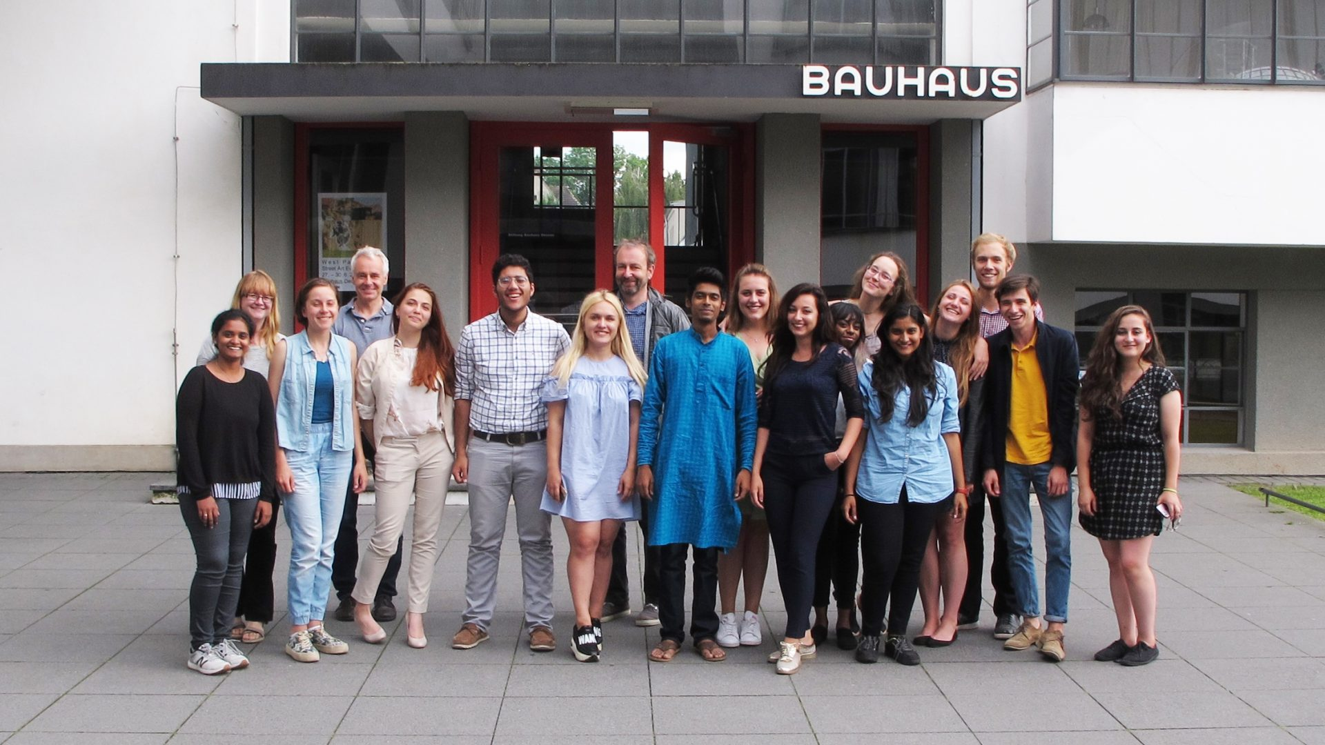 Summer School of Architecture 2017 — at home abroad